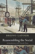 Cover for Reassembling the Social