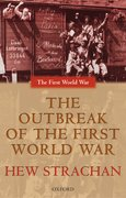 Cover for The Outbreak of the First World War