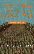 Cover for Financing the First World War