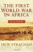 Cover for The First World War in Africa