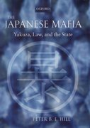 Cover for The Japanese Mafia