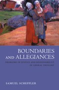 Cover for Boundaries and Allegiances