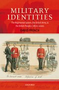 Cover for Military Identities