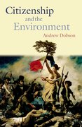 Cover for Citizenship and the Environment