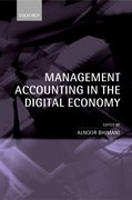 Cover for Management Accounting in the Digital Economy