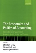 Cover for The Economics and Politics of Accounting