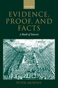 Cover for Evidence, Proof, and Facts