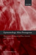 Cover for Epistemology after Protagoras