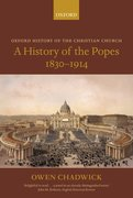 Cover for A History of the Popes 1830-1914