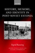 Cover for History, Memory, and Identity in Post-Soviet Estonia