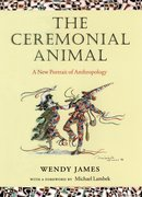 Cover for The Ceremonial Animal