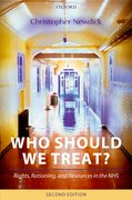 Cover for Who Should We Treat?