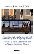 Cover for Levelling the Playing Field