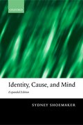 Cover for Identity, Cause, and Mind