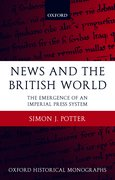 Cover for News and the British World
