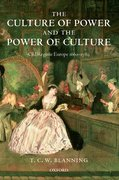 Cover for The Culture of Power and the Power of Culture