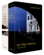 Cover for On What Matters