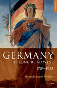 Cover for Germany: The Long Road West