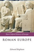 Cover for Roman Europe