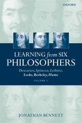 Cover for Learning from Six Philosophers, Volume 2