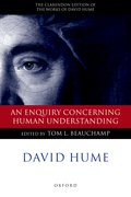 Cover for David Hume: An Enquiry concerning Human Understanding