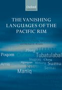 Cover for The Vanishing Languages of the Pacific Rim