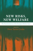 Cover for New Risks, New Welfare