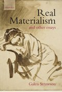 Cover for Real Materialism