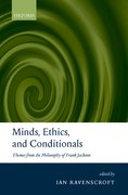 Cover for Minds, Ethics, and Conditionals