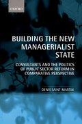 Cover for Building the New Managerialist State