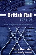 Cover for British Rail 1974-1997