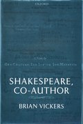 Cover for Shakespeare, Co-Author