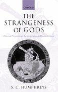 Cover for The Strangeness of Gods