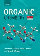 Cover for Organic Chemistry