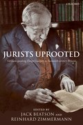 Cover for Jurists Uprooted