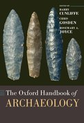 Cover for The Oxford Handbook of Archaeology