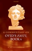 Cover for A Commentary on Ovid