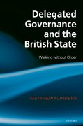 Cover for Delegated Governance and the British State