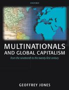 Cover for Multinationals and Global Capitalism