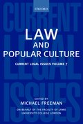 Cover for Law and Popular Culture