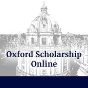 Cover for Oxford Scholarship Online - 9780199272334