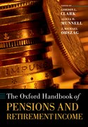 Cover for The Oxford Handbook of Pensions and Retirement Income