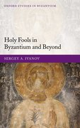 Cover for Holy Fools in Byzantium and Beyond