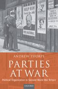 Cover for Parties at War