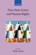 Cover for Non-State Actors and Human Rights
