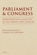 Cover for Parliament and Congress