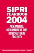 Cover for SIPRI YEARBOOK 2004