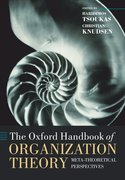 Cover for The Oxford Handbook of Organization Theory