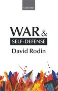 Cover for War and Self-Defense