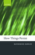 Cover for How Things Persist